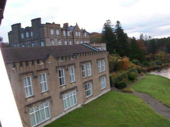 Ballynahinch Castle Hotel : My favorite castle!