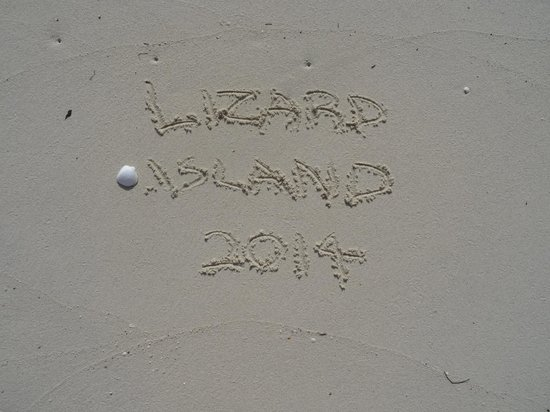 Lizard Island Resort: Loved loved loved.