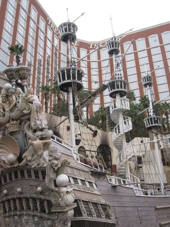 Treasure Island - TI Hotel & Casino : Treasure Island Hotel!