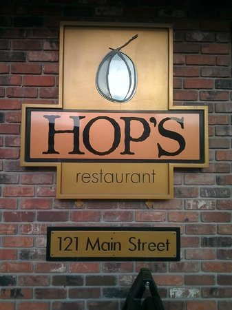 Hops Downtown Grill : Hop's Restaurant