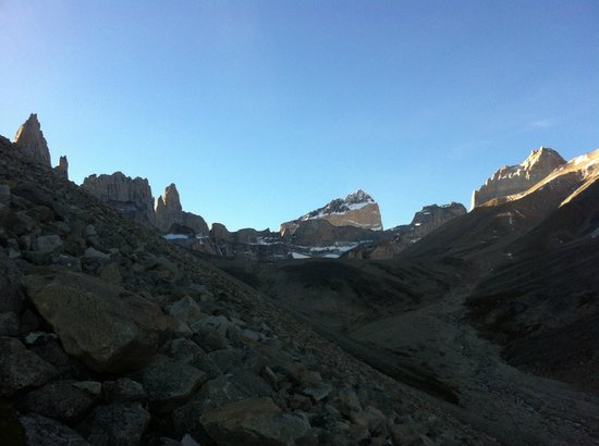Patagonia Adventure: Valle Bader