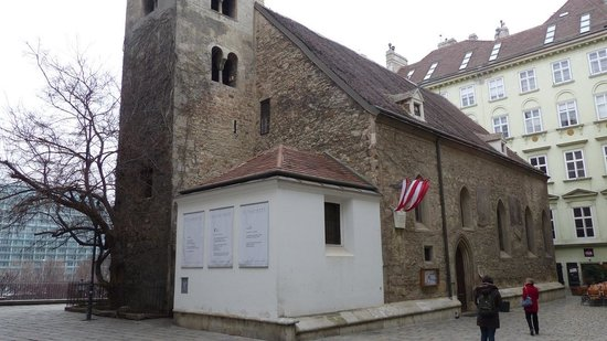 Ruprechtskirche: St. Rupert's Church in Vienna (2)