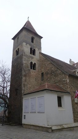 Ruprechtskirche: Small, historic St. Rupert's Church