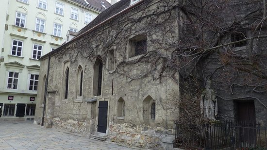 Ruprechtskirche: St. Rupert's Church - oldest church in Vienna