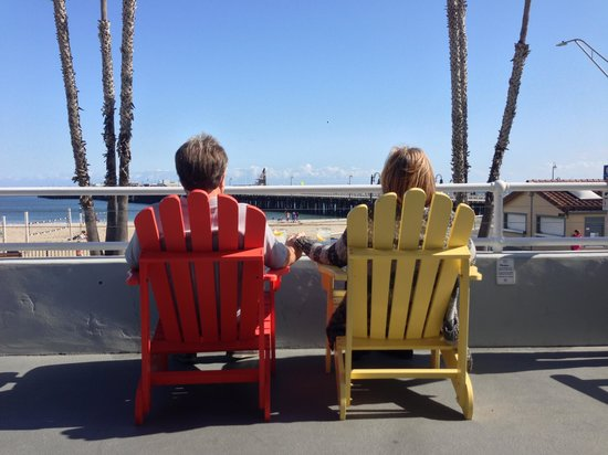 Beach Street Inn and Suites : A Cialis moment!