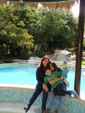 Aranwa Sacred Valley Hotel & Wellness: Piscina
