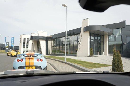 RSRNurburg : Driving Tour