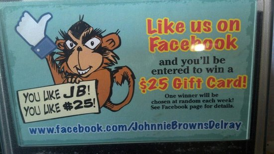 Johnnie Brown's: Gifts