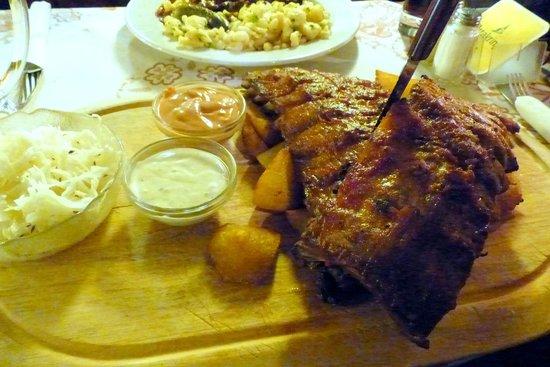 Pürstner: Pork Spare Ribs at Purstner in Vienna