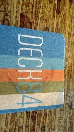 Deck 84 : Coaster
