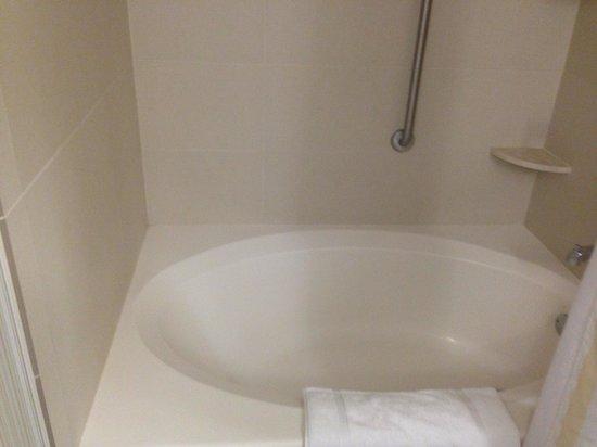 Hilton Garden Inn - Orlando North/Lake Mary: Decent sized tub