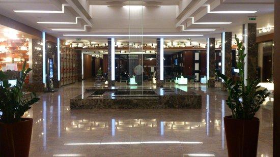 Hotel Grand Majestic Plaza Prague : Lobby