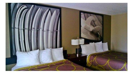 Super 8 Ellenton Bradenton Area: Queen Room