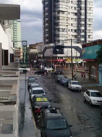 Hotel Centenario: Sacadas