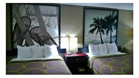 Super 8 Ellenton Bradenton Area: Queen Room