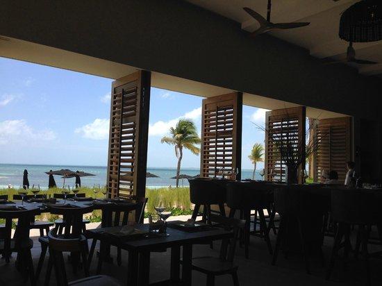 NIZUC Resort and Spa: Ni - Peruvian Restaurant - So so...