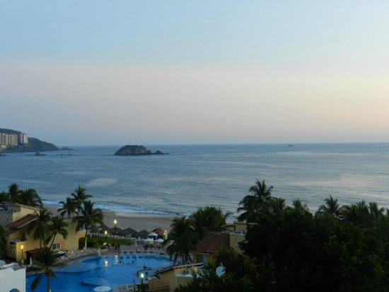 Park Royal Ixtapa: View From The Room