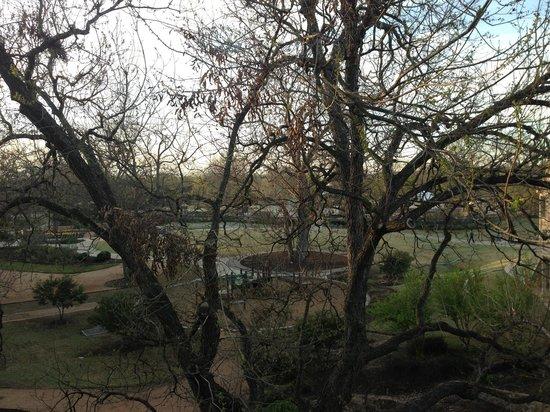 Hyatt Regency Lost Pines Resort and Spa: View from room