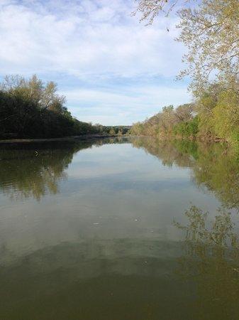 Hyatt Regency Lost Pines Resort and Spa: On the river