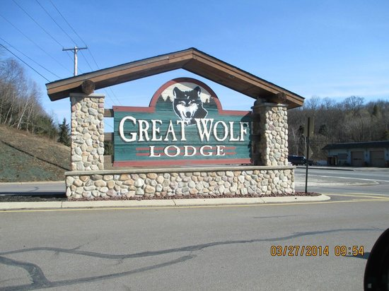 Great Wolf Lodge : Welcome