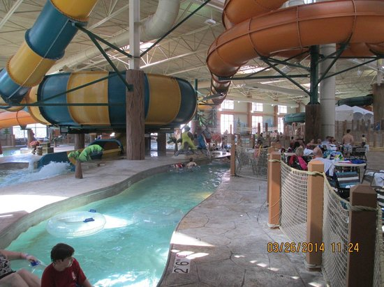 Great Wolf Lodge : Lazy River