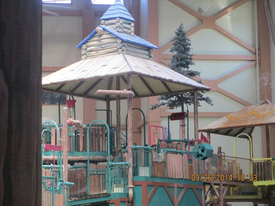 Great Wolf Lodge : Playhouse