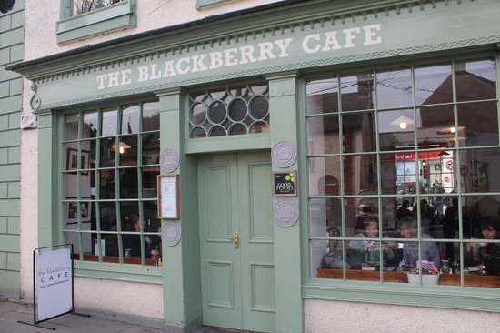 The Blackberry Cafe : Need Coffee!