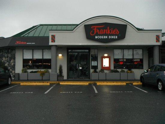 Frankies Modern Diner, Nanaimo