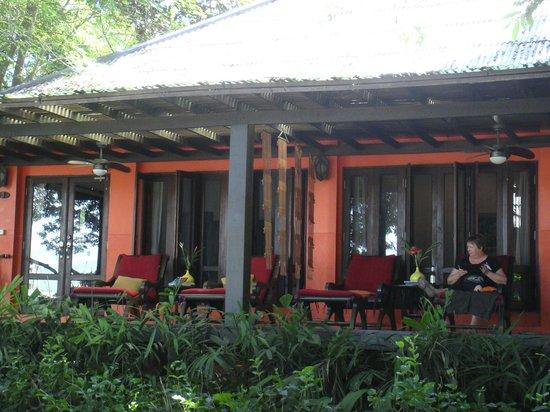 Baannamping Riverside Village: Luxury