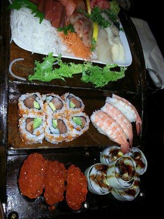 Sushiya: Delicious