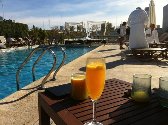 Hilton Buenos Aires: pool