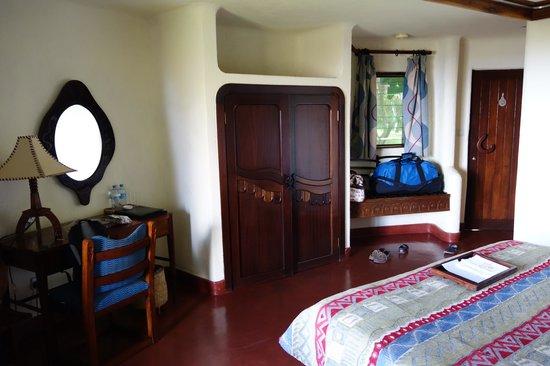 Lake Manyara Serena Lodge: Room