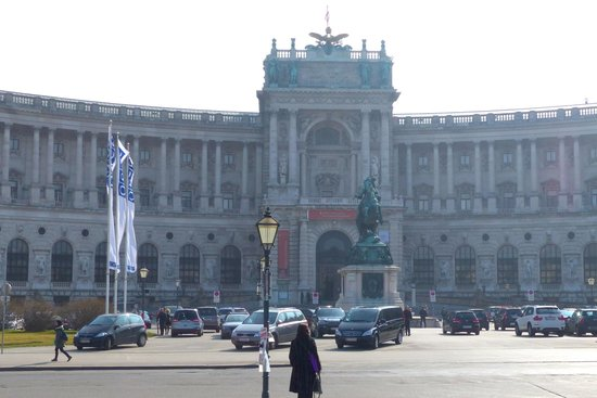 Nationalbibliothek: Austrian National Library in Vienna