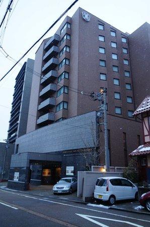 Kanazawa New Grand Hotel Annex: 外観