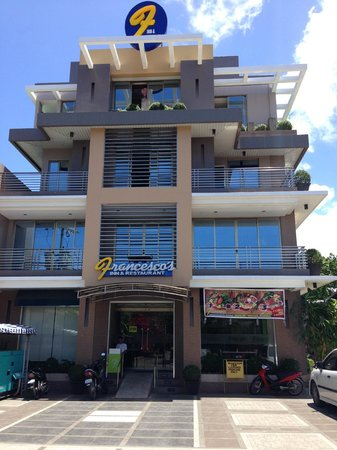Francesco S Inn And Restaurant The Front Of Hotel