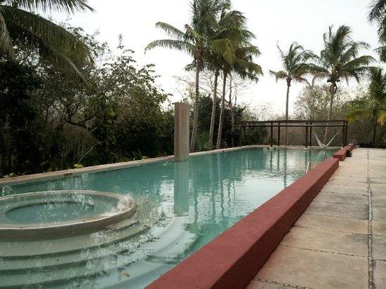 Hacienda San Jose, A Luxury Collection Hotel, San Jose : Beautiful swimming pool