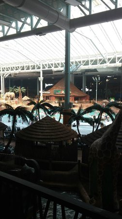 Kalahari Resorts & Conventions : 3/31/14