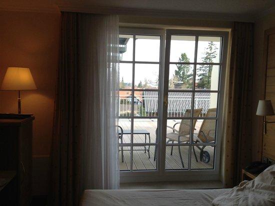 Hotel Schlosskrone: Bedroom