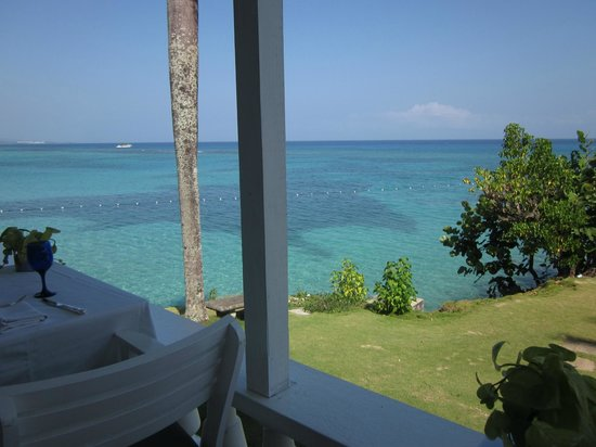 Jamaica Inn : Breakfast View