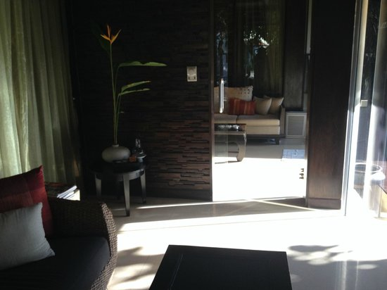 Impiana Resort Patong Phuket: Spa area