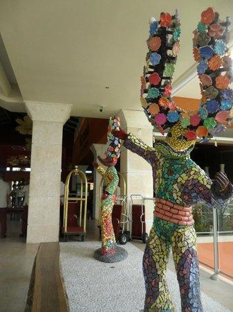 Barcelo Bavaro Palace : Lobby entrance