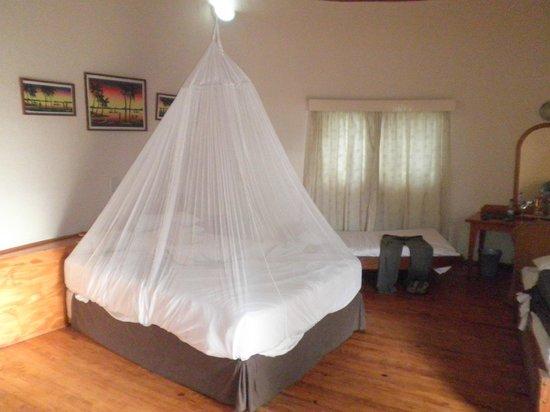 Sunbird Nkopola Lodge : inside the room