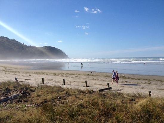 Beaches Motel: beautiful Waihi