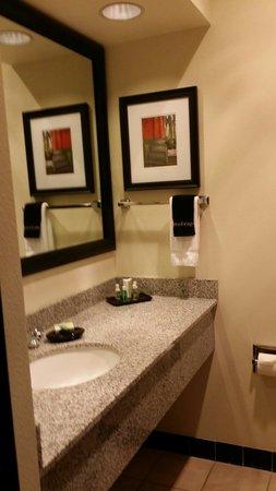 BEST WESTERN PREMIER Helena Great Northern Hotel: Spa-like bath