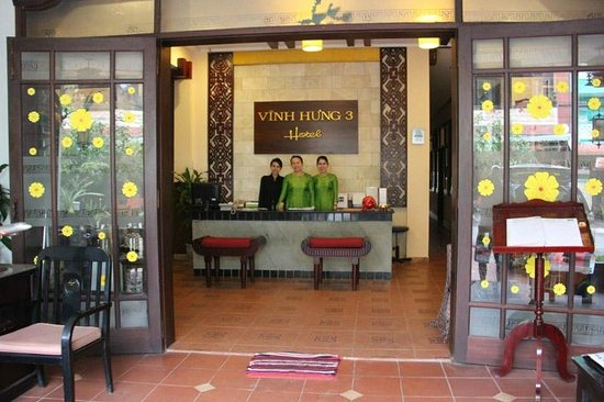 Vinh Hung Library Hotel: The Welcome