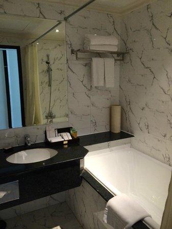 Windsor Plaza Hotel: Bathroom