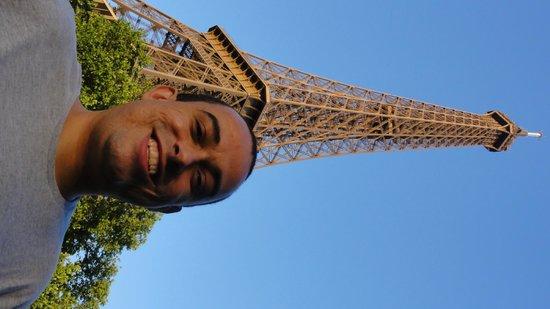Renaissance Paris Vendome : Torre Eifel
