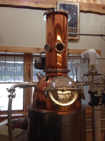 ‪Northern Latitudes Distillery‬
