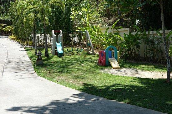 Crown Lanta Resort & Spa : La fameuse place de jeu appelée Playland.