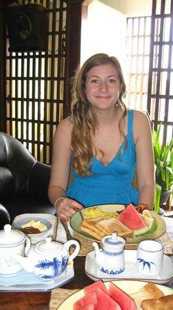 O'Keefe's Waterfront Inn : Huge, cheap breakfast